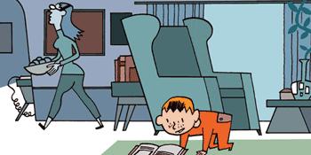 Tiempo para leer en familia